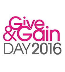 Give and Gain day