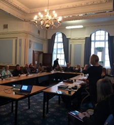 Local Partnerships helps Birmingham city council launch their new school energy efficiency programme (SEEP)