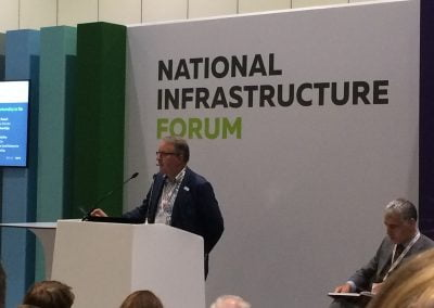 National Infrastructure Forum conference