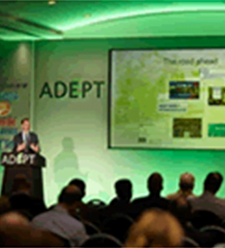 Adept conference