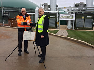 New Anaerobic digestion facilities for Wales