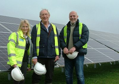 Monmouthshire County Council solar farm