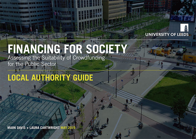 """""""Crowdfunding: a viable alternative for financing public sector infrastructure?"""""""
