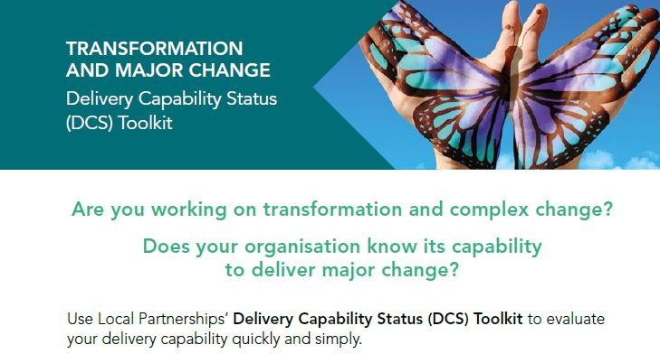 TOOLKIT: Delivery Capability Status