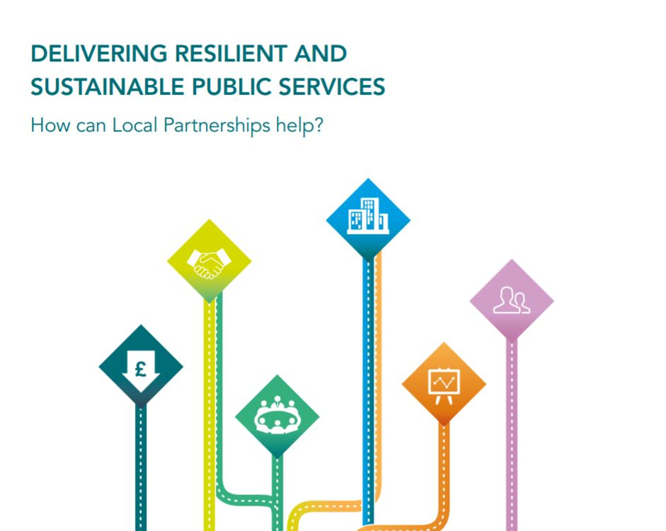 Delivering resilient and sustainable public services