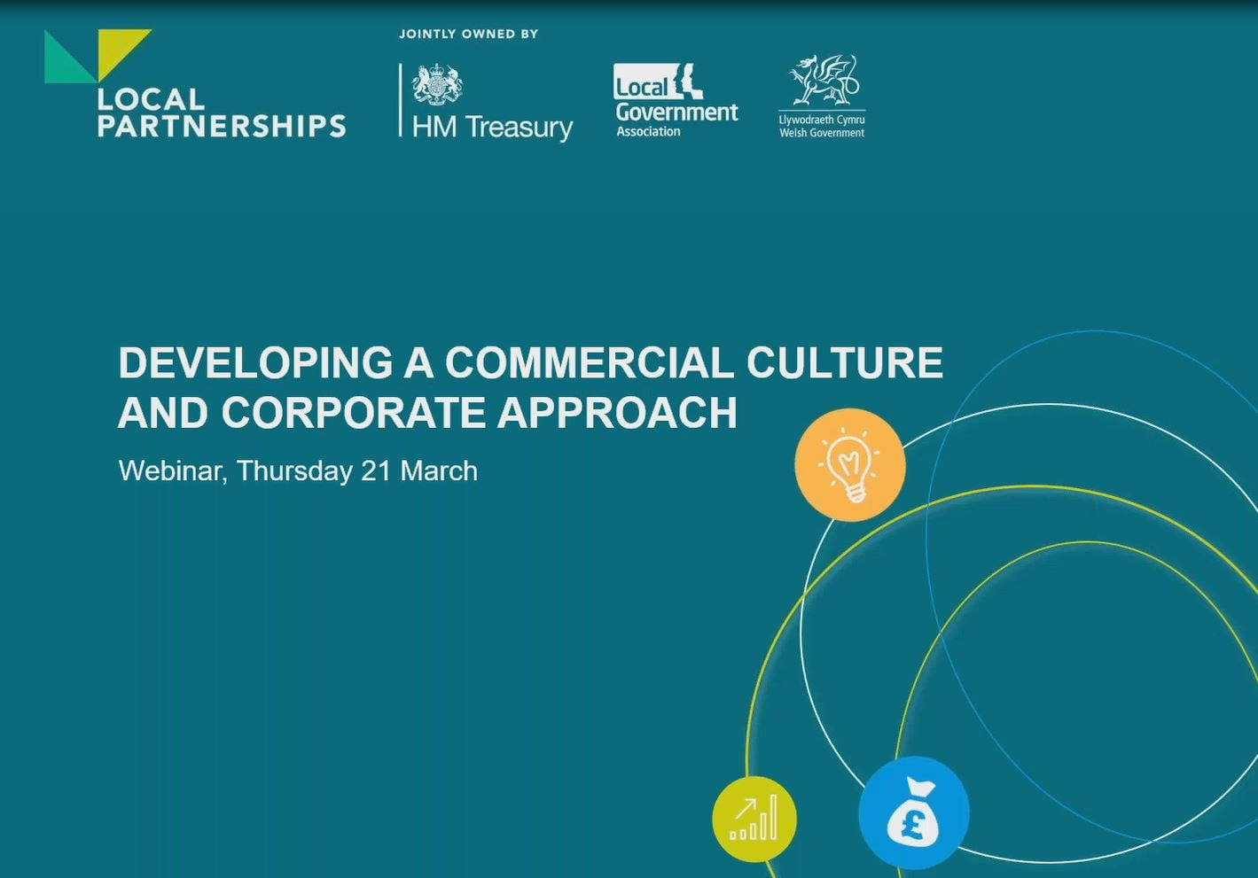 WEBINAR: Developing a commercial culture and corporate approach