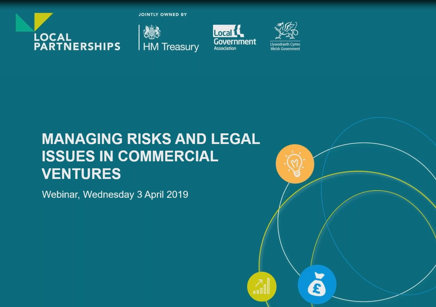 WEBINAR: Managing risks and legal issues in commercial ventures