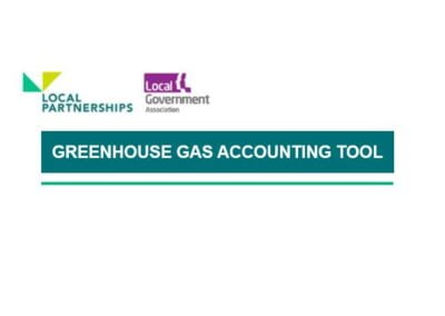 Free Greenhouse Gas Accounting Tool
