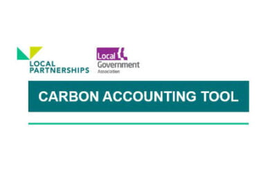 Greenhouse Gas Accounting Tool